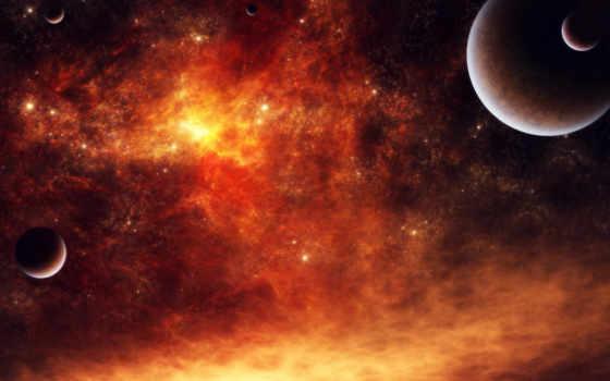 space, art, universe, небо, качества, desktop, flaming, amazing, картинку, подборка, science, разрешением, fiction, огненное, космические,