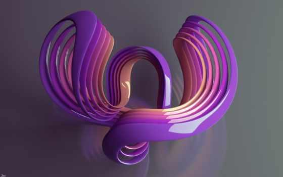изгибы, filter, пластик, фиолетовые, room, rainbow, abstract, resolutions, jason, violet,