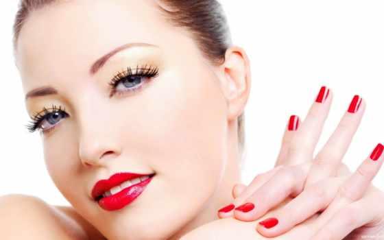 маникюр, макияж, наращивание