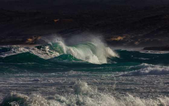 waves, ocean, буря, море, diagram, берег, indian, брызги,