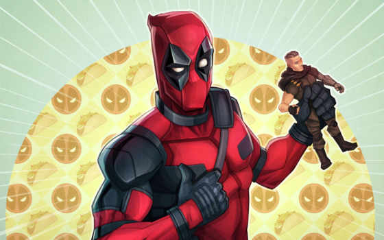 deadpool, movies, artwork, images, movie, artist,
