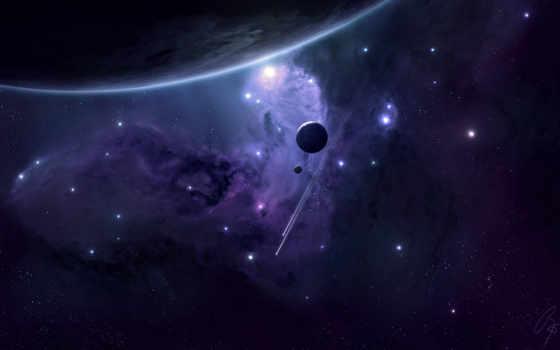 планеты, stars, planets