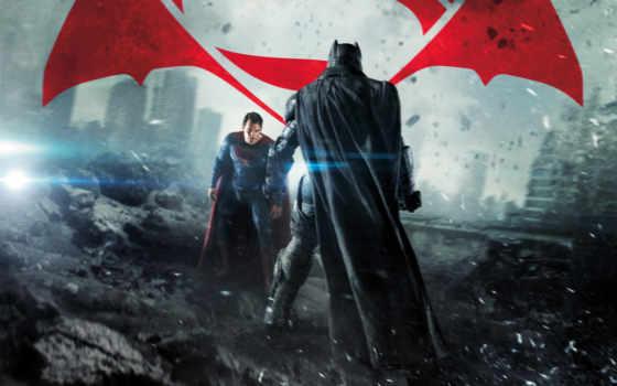 superman, batman, desktop