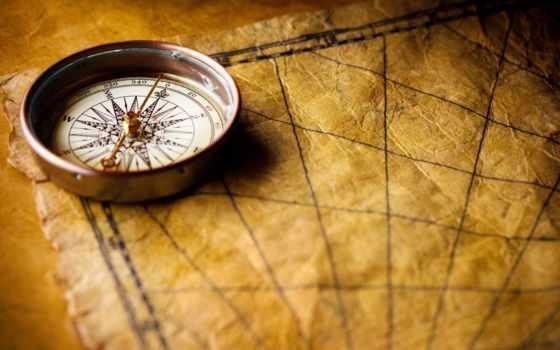 map, compass, море, стиль,