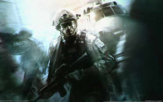 колл, duty, warfare, современный, солдат, cod, art, mw, fan, спецназ,