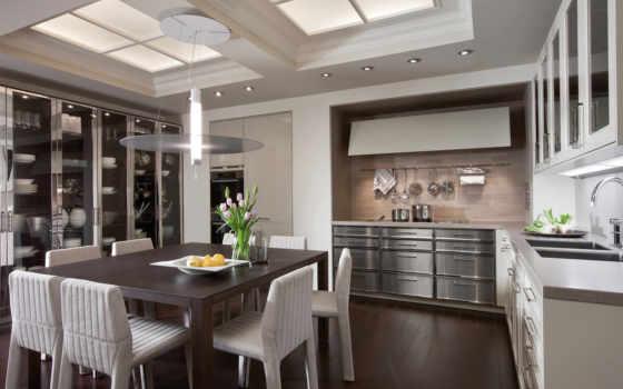 kitchen, интерьер, design