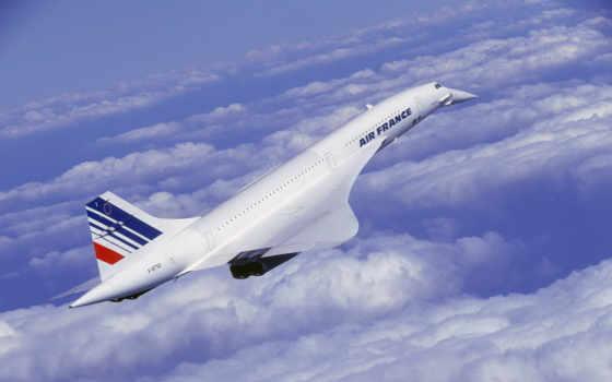 concorde, авиация, самолеты