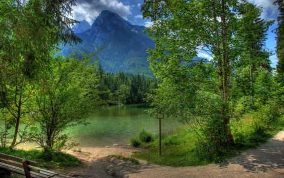 berchtesgaden, bei, ramsau