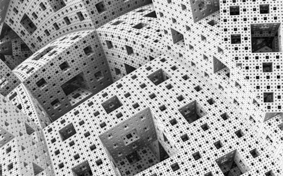 абстракция, фотообои, белая, чёрно, фотообоев, белое, стену, everything, искажённая, print,