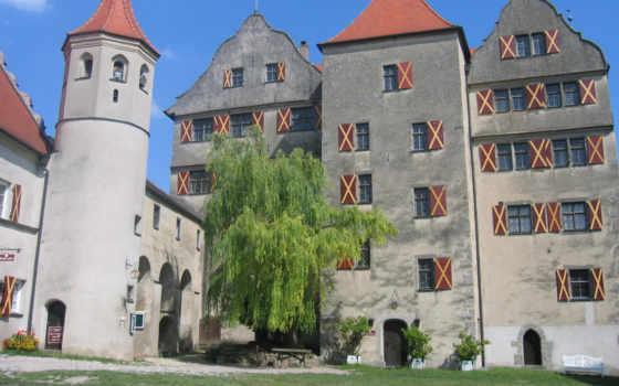 замок, германия