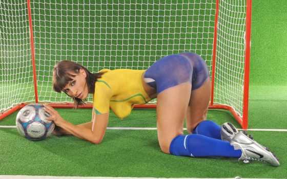 , футболистки, девушки, бодиарт, девушек, красивейшая, erotika, разрисованных, топиках, footbal, girls, большая, прекрассных,