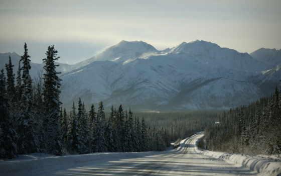 дорога, landscape, пейзажи -