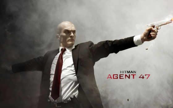 hitman, агент, хитмэн