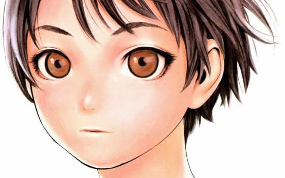 range, murata, anime, случайные, парень, мягкие, тени, simple,