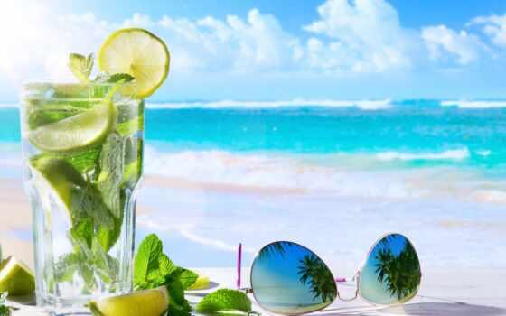 glass, point, лист, напиток, meal, креатив, санаторий, отдых, мохито, листва, lemon