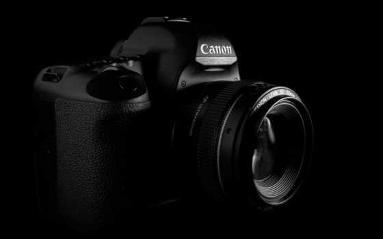 canon, фотоаппарат, markii, black, марк, eos, фон,
