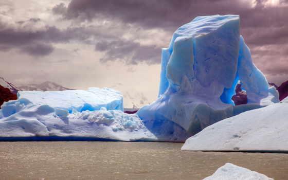 вода, ледник