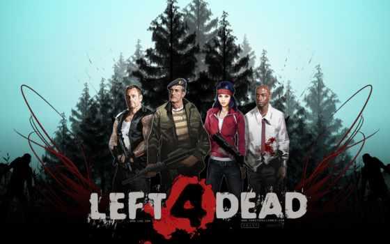dead, left