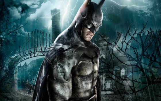 игры, batman, красивые