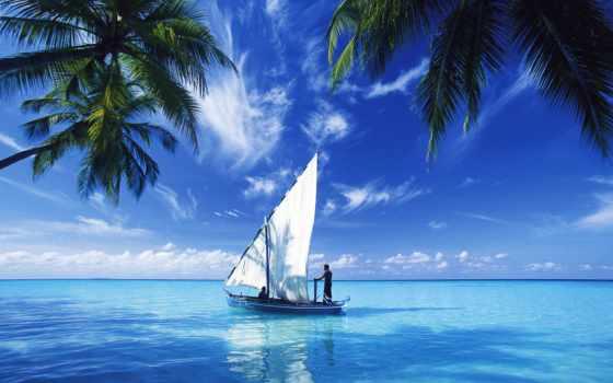 ocean, indian, парусник