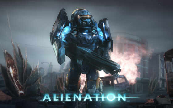 alienation, exclusive, playstation