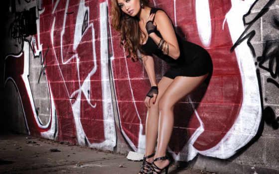 graffiti, модель, lee, jennifer, развернуть, pinterest, impp, models, photoshoot, об,