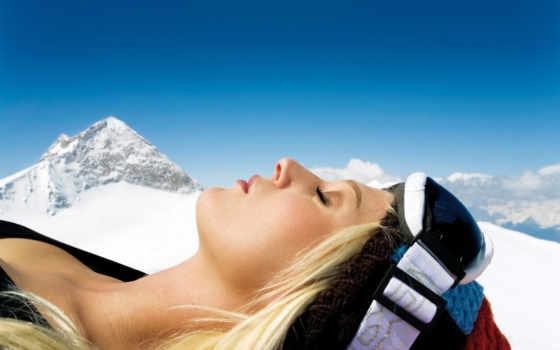 зимой, hintertux, горные, glacier, zillertal, emma, лыжи, горах, сочи, austrian,
