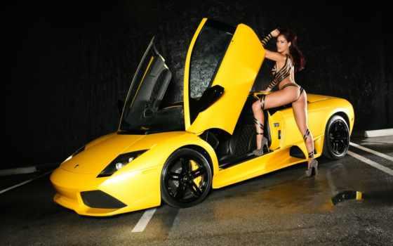 спортивные, devushki, красивые, автомобилей, автомобили, высоком, машины, самые, кэрри, девушек,