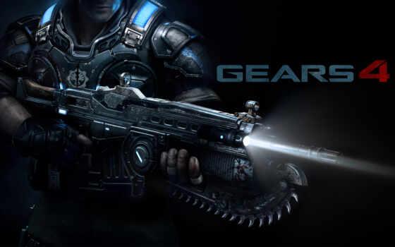 gears, war, издание