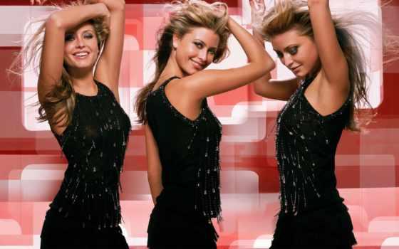 devushki, танцуют, подружки, holly, girls, girlpicture, черном, valance, трио,