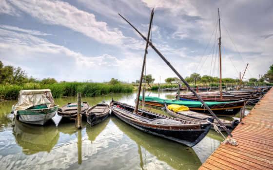 лодка, марина, fish, ан, abyss, пост, река