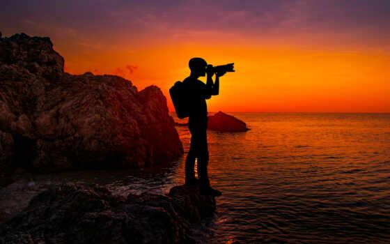 лицо, закат, мужчина, фото, user, содержать, май, upload, природа