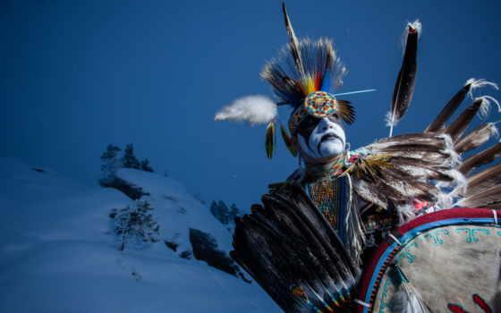 танцовщица, аборигены, февр