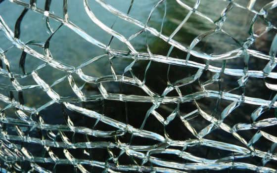 glass, трещины, текстура