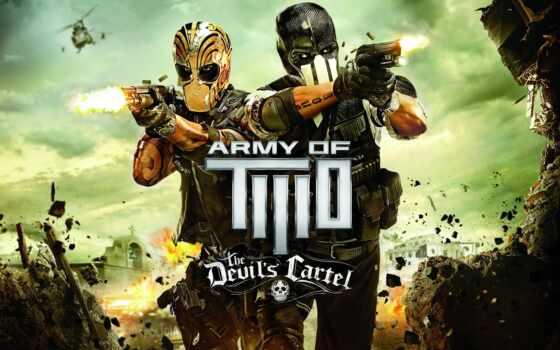 два, армия, cartel, чертовка
