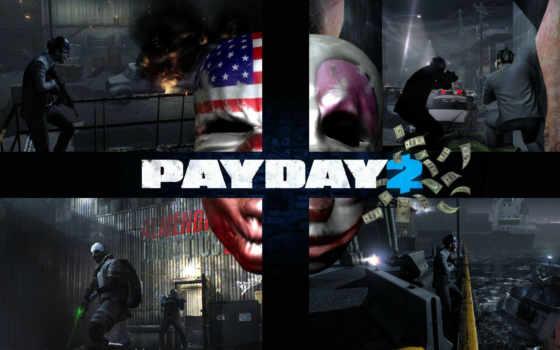 payday, infinite,