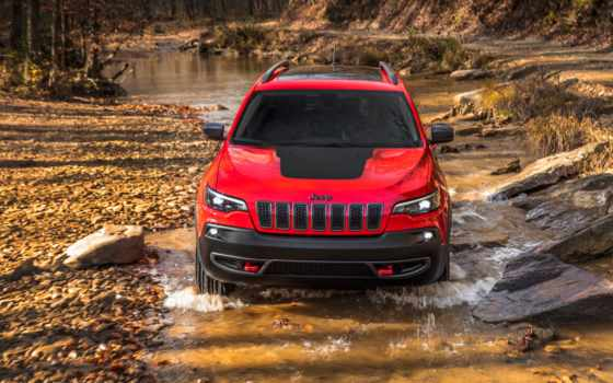 new, года, jeep, cherokee, trailhawk, модельного,