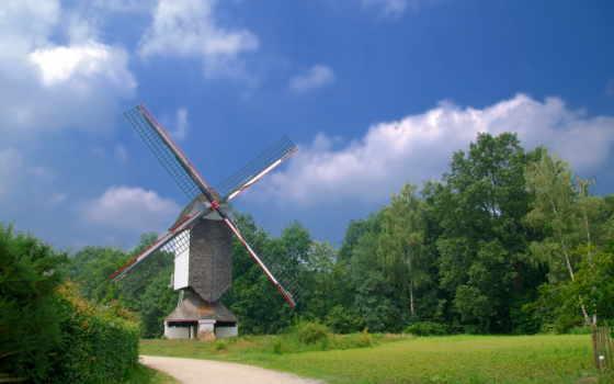 mill, мельница