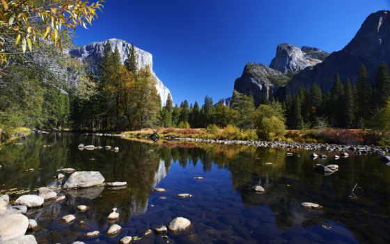 yosemite, природа, usa, californie, изображение, paysage, california,