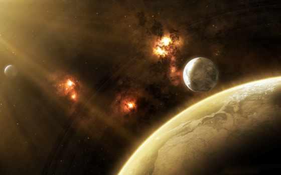 wallpapers, wallpaper, скачать, and, изображение, можно, космос, und, большие, planet, во, moon, mond, удачно, поставить,