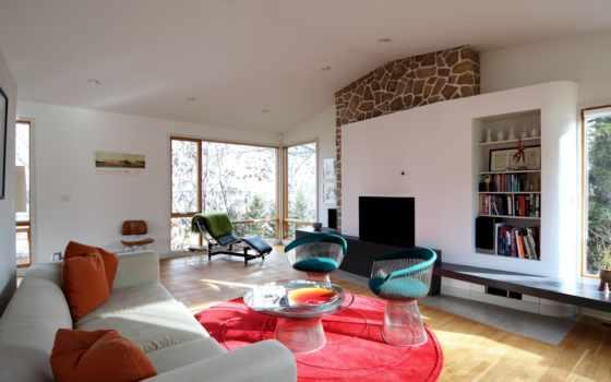 гостиная, interer, комната, диван, dizain,