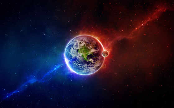 universe, earth, free