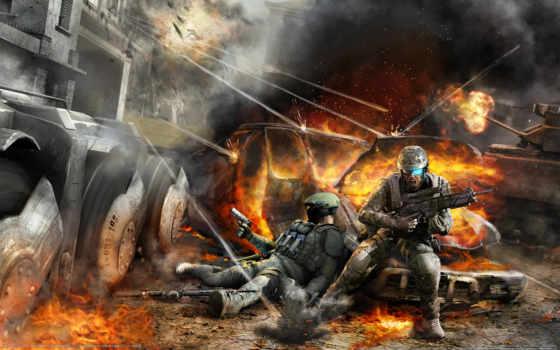 ghost, recon, advanced, warfighter, tom, clancy, clancys,