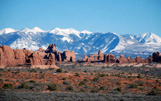national, park, wallpaperz, moab, arches, utah, full,