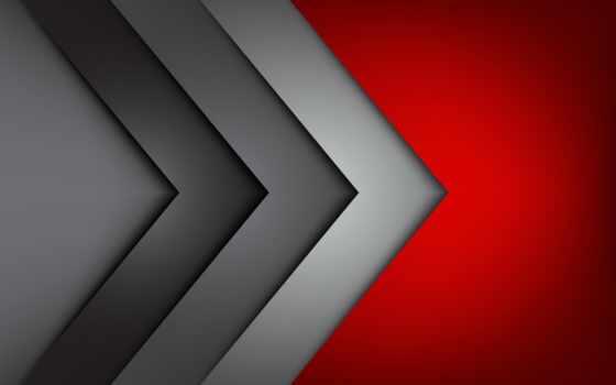 abstract, design, материал, абстракция, геометрия, red, colorful, shape, blue