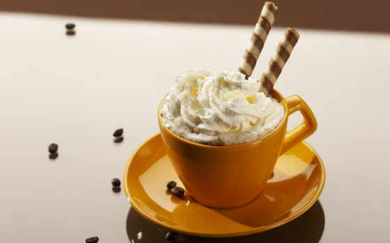 кофе, сливками, рецепт