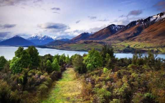природы, завораживающие, ландшафты