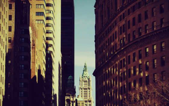 город, нью, york, города, trees, настроение, park, new, ny,