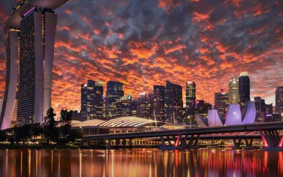 york, город, pantalla, new, pazlyi, singapore, bay, fondo, grandgame, заставка, collect