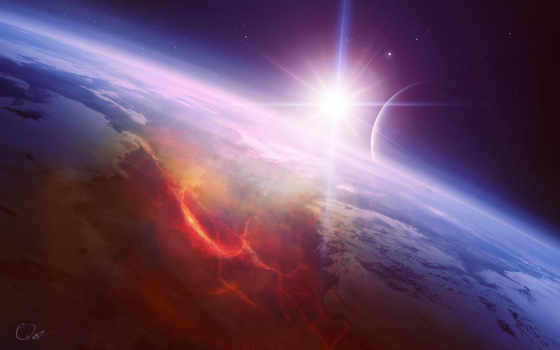 звезда, планета Фон № 24757 разрешение 1920x1200